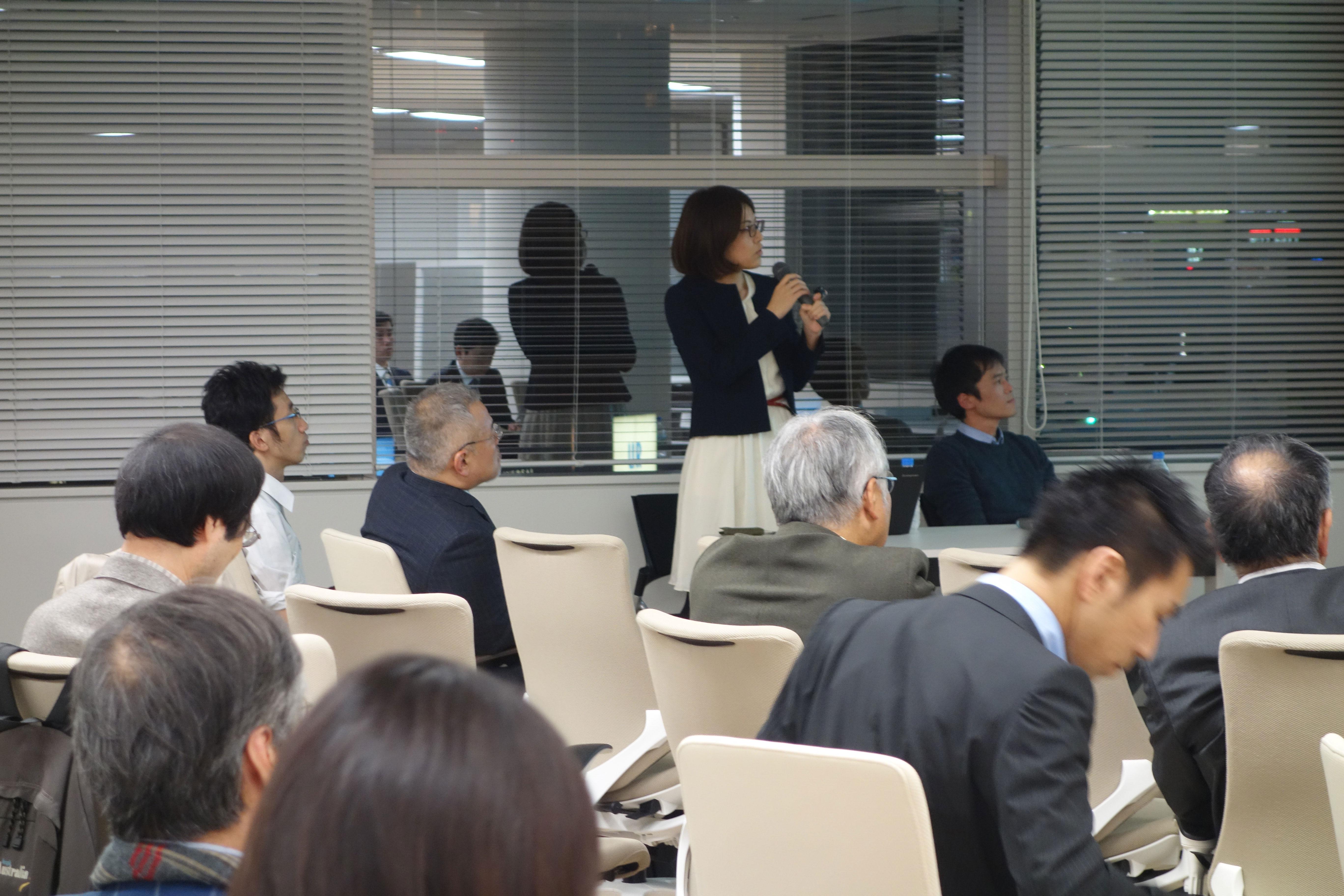 当拠点発のベンチャー企業が創業について、NEDOのセミナーで講演しました。